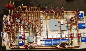 Commercial Hydronic Heating Panel