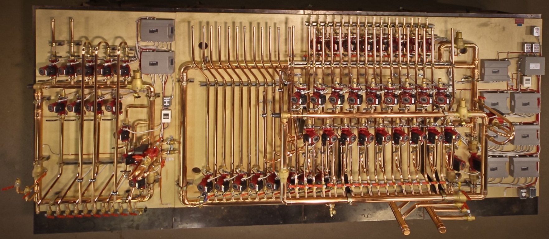 hydronic heating cost Melbourne